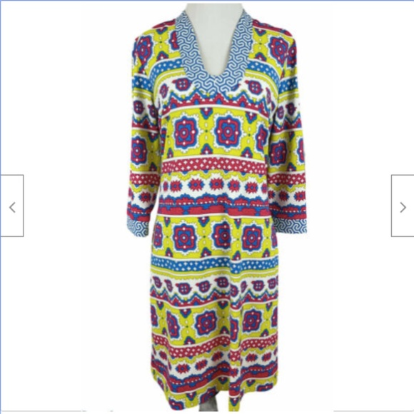 J McLaughlin Gisel Tunic Dress Small